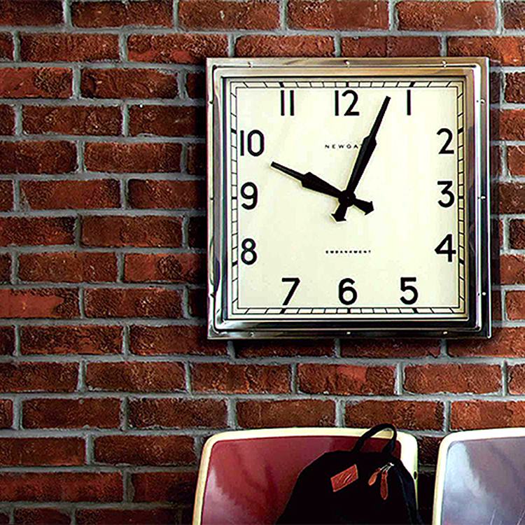 NEWGATE<br>Quad wall clock SERIES