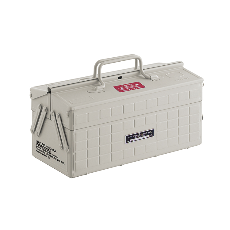 HEAVY-DUTY tool box double doors