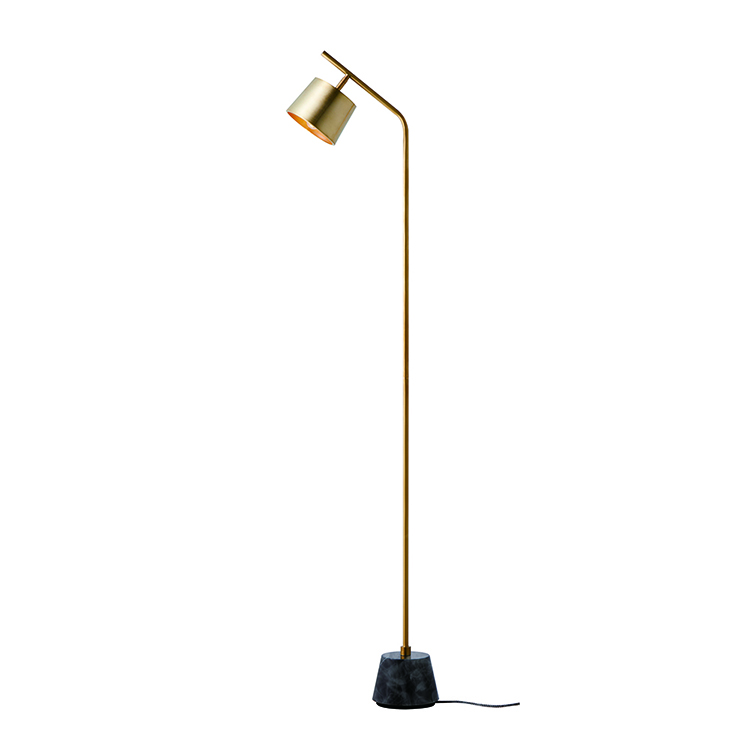 Panama-floor lamp